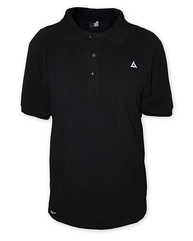 Ubisoft Unisex - Abstergo Animus Polo Limited - Large Black (APPAREL) APPAREL Game