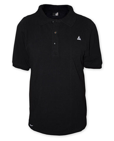 Ubisoft Unisex - Abstergo Animus Polo Limited - X-Large Black (APPAREL) APPAREL Game