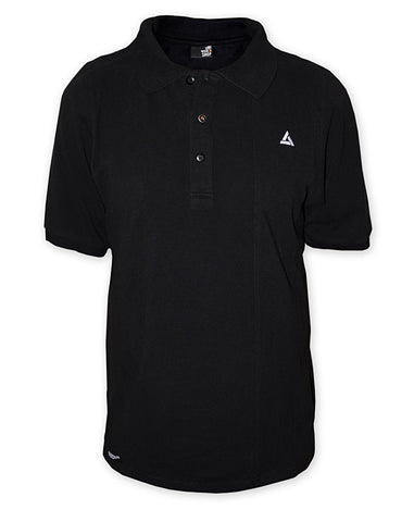 Ubisoft Unisex - Abstergo Animus Polo Limited - XX-Large Black (APPAREL) APPAREL Game