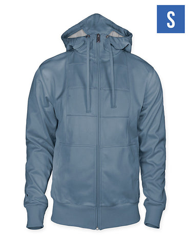Ubisoft Unisex - Assassin s Creed - Connor Hoodie - Small Blue (APPAREL) APPAREL Game
