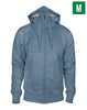 Ubisoft Unisex - Assassin s Creed - Connor Hoodie - Medium Blue (APPAREL) APPAREL Game