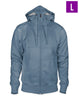 Ubisoft Unisex - Assassin s Creed - Connor Hoodie - Large Blue (APPAREL) APPAREL Game