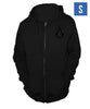 Ubisoft Unisex - Assassin s Creed III - Connor Run Hoodie - Small Black (APPAREL) APPAREL Game