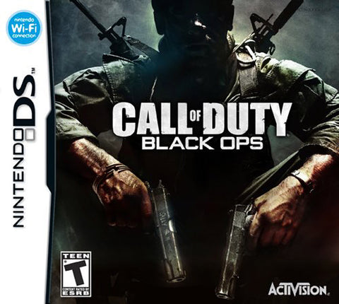 Call of Duty - Black Ops (French Version Only) (DS) DS Game