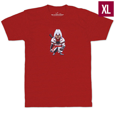 Ubisoft Unisex - Assassin s Creed - Army Of Trolls Nikolai Orelov T-Shirt - X-Large Red (APPAREL) APPAREL Game
