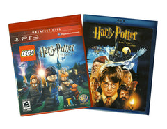 LEGO Harry Potter - Years 1-4 (Bonus Harry Potter and the Sorcerer's Stone Blu-ray) (PLAYSTATION3)