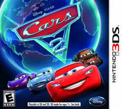 Cars 2 (Bilingual Cover) (3DS)