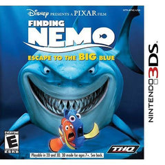 Finding Nemo - Escape To The Big Blue (Special Edition) (Bilingual Cover) (3DS)