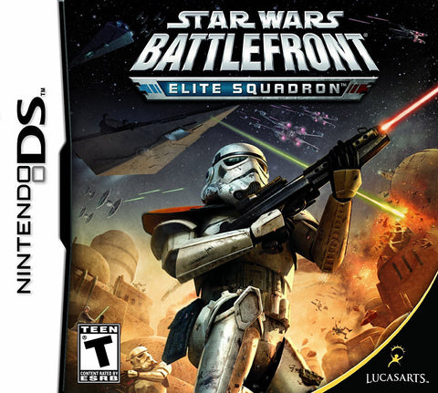 Star Wars Battlefront - Elite Squadron (DS) DS Game