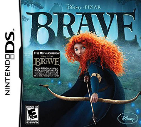 Brave (DS) DS Game