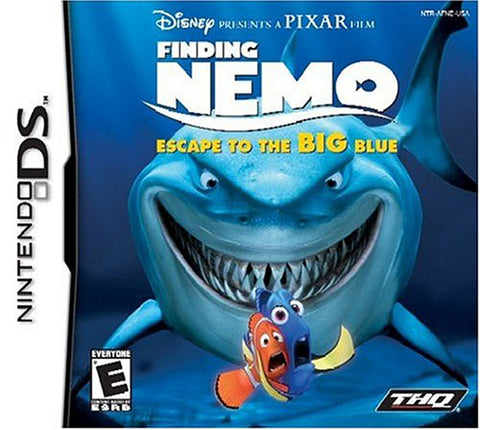 Finding Nemo - Escape To The Big Blue (Special Edition) (DS) DS Game