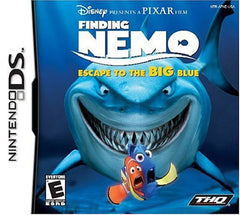 Finding Nemo - Escape To The Big Blue (Special Edition) (DS)