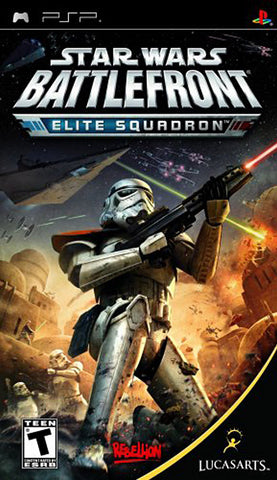 Star Wars Battlefront - Elite Squadron (PSP) PSP Game