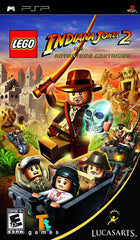 LEGO Indiana Jones 2 - The Adventure Continues (PSP)