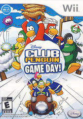 Club Penguin - Game Day! (Bilingual Cover) (NINTENDO WII)