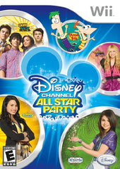 Disney Channel - All Star Party (NINTENDO WII)
