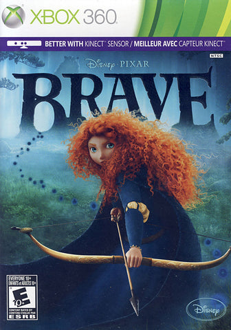 Brave (Kinect) (Bilingual Cover) (XBOX360) XBOX360 Game