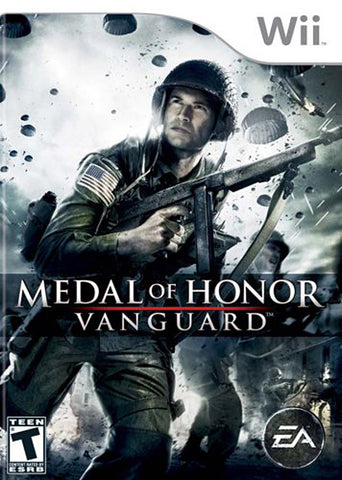 Medal of Honor - Vanguard (NINTENDO WII) NINTENDO WII Game