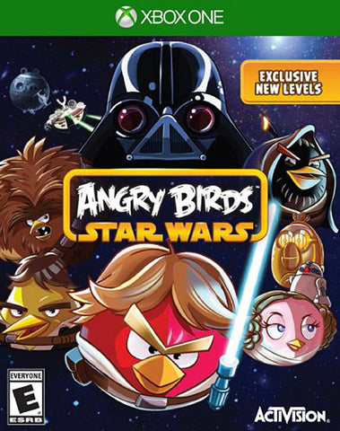 Angry Birds - Star Wars (XBOX ONE) XBOX ONE Game
