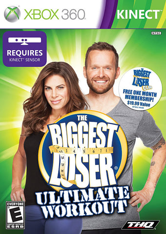 The Biggest Loser - Ultimate Workout (Kinect) (XBOX360) XBOX360 Game