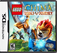 LEGO Legends of Chima - Laval s Journey (Bilingual Cover) (DS)