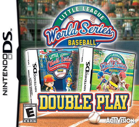 Little League - World Series Double Play (DS) DS Game
