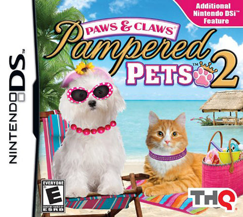 Paws and Claws - Pampered Pets 2 (DS) DS Game