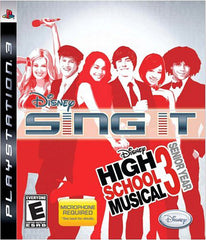 Sing It! High School Musical 3 - Senior Year (Game Only) (PLAYSTATION3)
