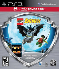 LEGO Batman - Silver Shield Combo Pack (PLAYSTATION3)