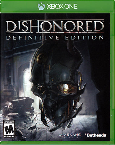 Dishonored (Definitive Edition) (XBOX ONE) XBOX ONE Game