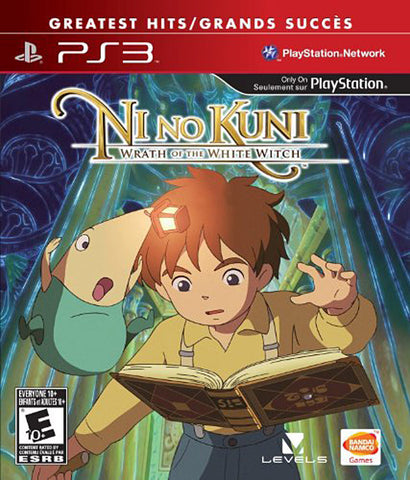 Ni No Kuni - Wrath of the White Witch (PLAYSTATION3) PLAYSTATION3 Game