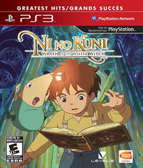 Ni No Kuni - Wrath of the White Witch (PLAYSTATION3)