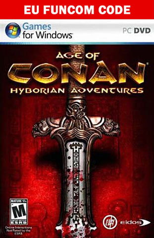 Age of Conan (Europe FUN.COM code) (PC) PC Game