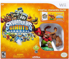 Skylanders Giants Portal Owner Pack (NINTENDO WII)