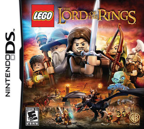 LEGO The Lord of the Rings (DS) DS Game