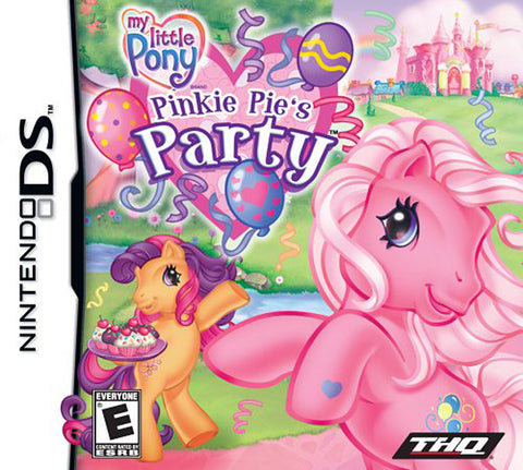 My Little Pony - Pinkie Pie's Party (DS) DS Game