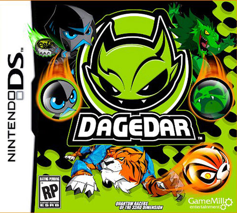 Dagedar (DS) DS Game