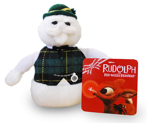 Rudolph the Red Nosed Reindeer - Plush Sam the Snowman Doll (6 inch) (toys) (TOYS) TOYS Game