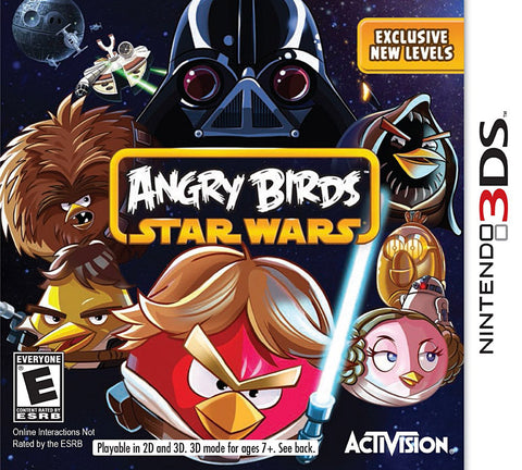 Angry Birds - Star Wars (3DS) 3DS Game