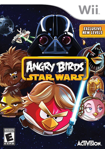 Angry Birds - Star Wars (NINTENDO WII) NINTENDO WII Game