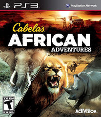 Cabela's African Adventures (PLAYSTATION3)