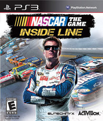 NASCAR The Game - Inside Line (PLAYSTATION3)