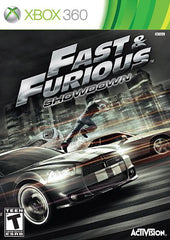 Fast and Furious - Showdown (XBOX360)