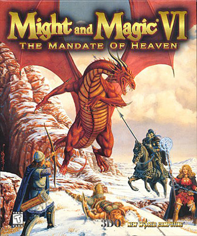 Might and Magic VI - Mandate of Heaven (Global UPLAY Code) (PC) PC Game