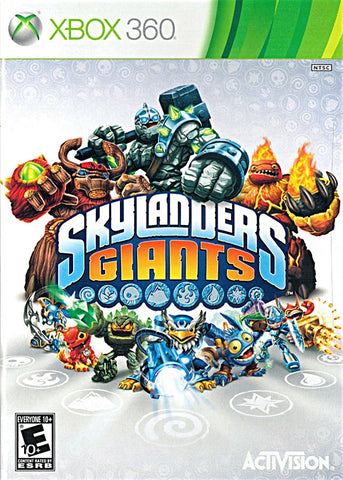 Skylanders Giants (Game Only) (XBOX360) XBOX360 Game