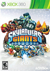 Skylanders Giants (Game Only) (XBOX360)
