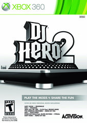 Dj Hero 2 (Game Only) (XBOX360)