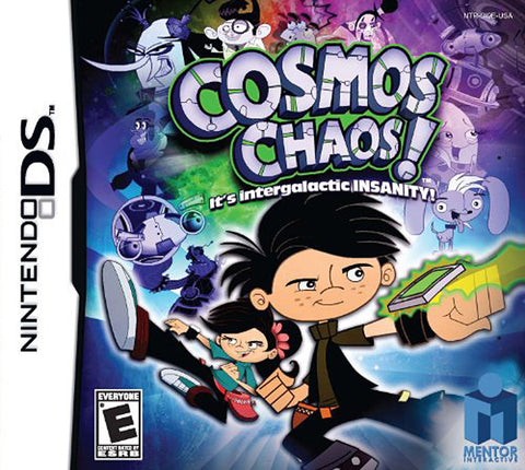 Cosmos Chaos (DS) DS Game