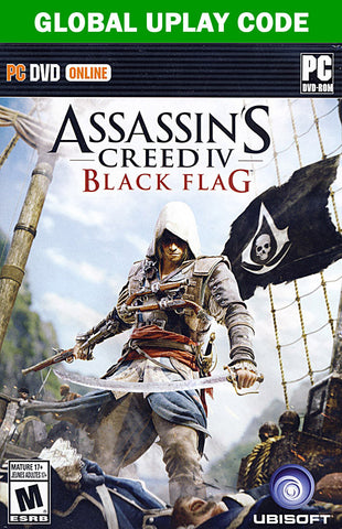 Assassin s Creed IV - Black Flag (Global UPLAY Code) (PC) PC Game