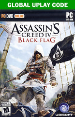 Assassin s Creed IV - Black Flag (Global UPLAY Code) (PC)
